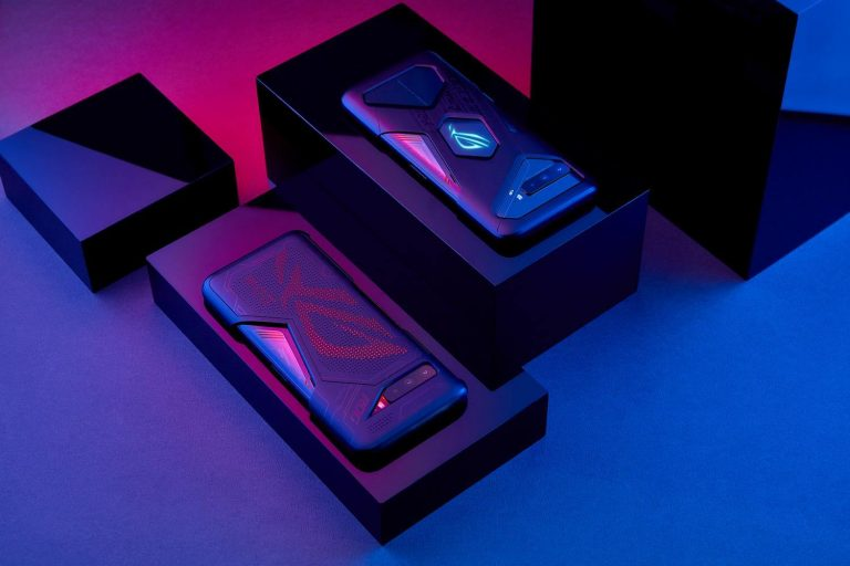 Smartphone Gaming Paling Powerful di Dunia, ASUS ROG Phone 3
